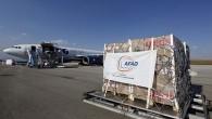 AFAD'ın Gazze'ye yardımları sürüyor