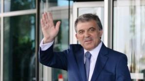 Abdullah Gül Seba için İstanbul'da