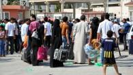 İşte il il Türkiyedeki Suriyelilerin sayısı