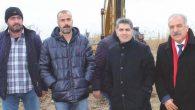 Samandağ ilçesinin 40 yıllık sorunu ÇEVRE YOLU  yapımına başlandı