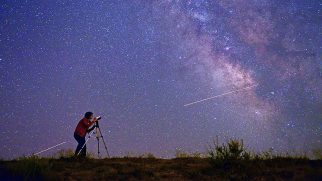 İnsanoğlu 'yıldız tozu' taşıyor