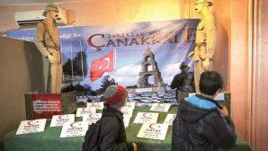Çanakkale Savaşları Müzesi'ne ziyaretçi akını …