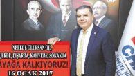 """CHP, Hatay'da, """"Başkanlığa Hayır"""" eylemleri başlatıyor"""