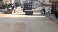 HBB asfalt ekipleri aralıksız çalışıyor