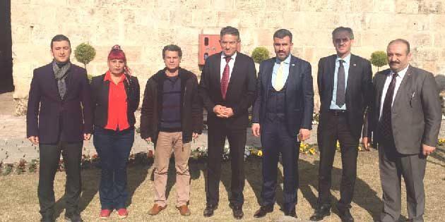 HGC Yönetimi Ziyaretleri Dörtyol-Payas Belediyelerine