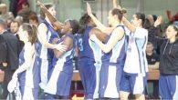 Kadınlar basketbolde: Hatay bşb-Girne üni.