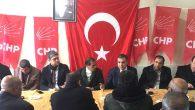 CHP İl Yönetimi her hafta bir ilçede