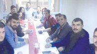 CHP'li gençlerden 2017 aktiviteleri programı
