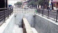 Duvarları kirli ve kırık… Tabelasız ve bakımsız da!