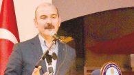 İçişleri Bakanı Soylu, Hatay'da kanaat önderleriyle dış politikayı konuştu: