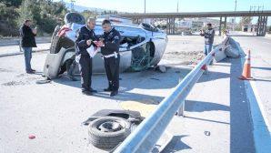 İskenderun'da feci kaza: 1 ölü …