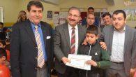 Antakya'da resmi karne dağıtım töreni Kisecik'te