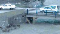 Asi Nehri ve Hanna Deresi'nde su seviyesi yükseliyor
