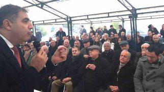 CHP'liler halk toplantılarında