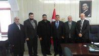 Suriye İslam Konseyi Hatay'a Geldi