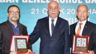 MÜSİAD'da 10.Yıl Galası