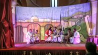Kilisede sanatsal etkinlik …