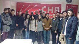 CHP'li Gençler referandumu bekliyor