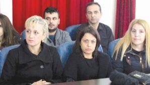 Samandağ'da Denetim Komisyonu'na 5 üye seçildi