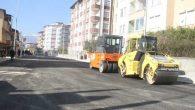Hatay Büyükşehir'in beton asfalt hizmetleri sürüyor
