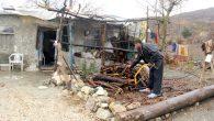 Türkmen aileye kaymakamlık sahip çıktı
