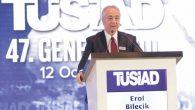 TÜSİAD'ın Başkanı Hataylı