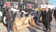 Antakya Belediyesi araç filosu güçlendirildi