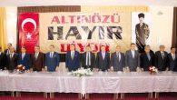 CHP, Hatay'daki kampanyayı Altınözü ilçesinden başlattı