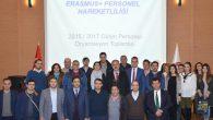 MKÜ'den 26 akademisyene Avrupa yolu