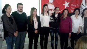 CHP'li Kadınlar İskenderun'da