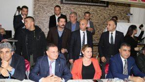 CHP Kırıkhan toplantısında …