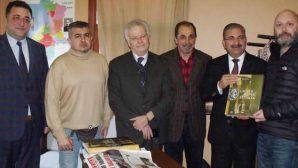 Kimyeci'ye Ataman Demir Kitabı