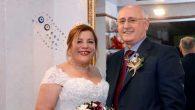Evliliğinin 50.Yılında Gelinlik