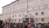 Gazi O.O.'da öğrenciler yeni binalarına kavuştu …