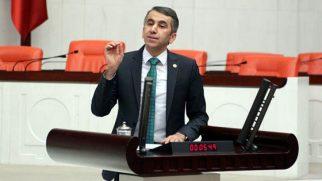 CHP'li vekil Topal, TBMM kürsüsünden haykırdı: