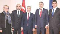 Büyükelçi'den 'İşbirliği' Mesajı