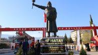 Süleyman Şah Heykeli Kırıkhan'a kazandırıldı …