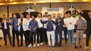 Şampiyonluk kutlaması