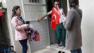 CHP'li kadınlar Esentepe ve Altınçay'da