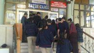 Liseli öğrenciler camiye götürüldü