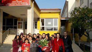 Cemalettin Tınaztepe Ortaokulu'nda