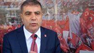 """CHP İl Başkanı Güzelmansur'dan """"Çanakkale Zaferi"""" mesajı:"""