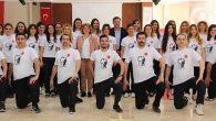 Hatay Bşb dans ekibi il şampiyonu