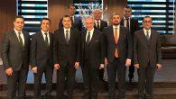 HASİAD yönetimi ziyareti TÜSİAD'a