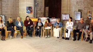 Hatay'dan Kıbrıs'a sanatçı desteği