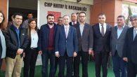 Kocasakal'dan CHP ziyareti