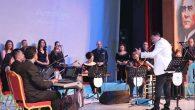 Antakya Belediyesi TSM korosu konseri muhteşemdi: