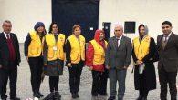 Lions desteği cezaevindeki kadınlara