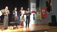 Türkiye'nin ilk flüt orkestrası çalgısı: