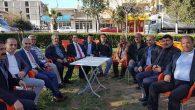 """CHP'liler Hassa'da """"neden hayır?"""""""